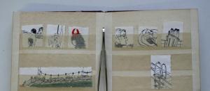 Susanne Kocks, Briefmarkenalbum – Stand 2011
