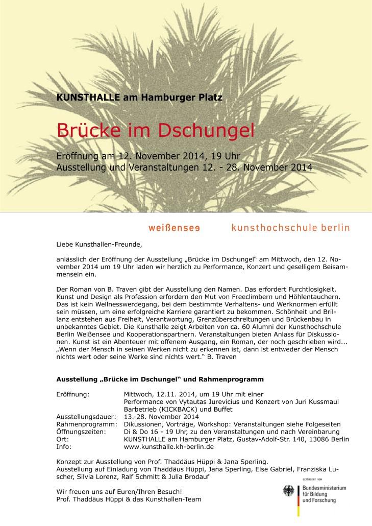 Einladung Brücke im Dschungel-2-1