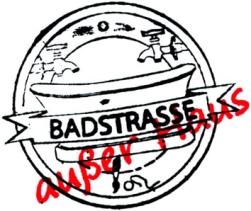 Logo Badstraße außer Haus